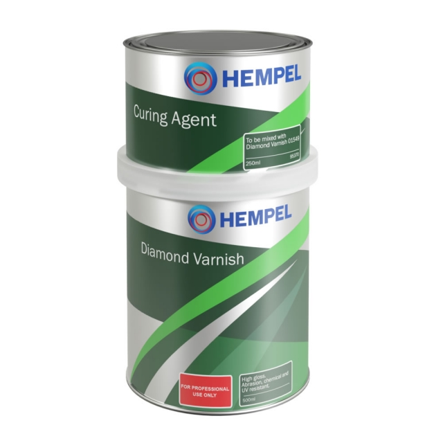 Hempel Diamond Varnish
