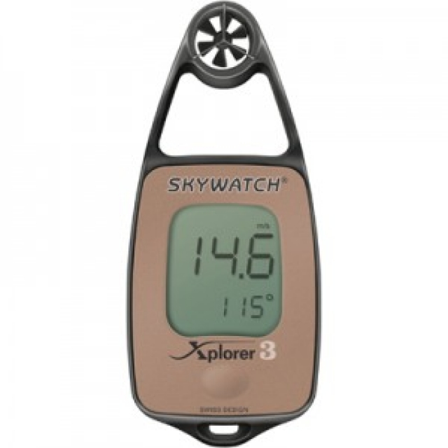 Anemómetro JDC Skywatch Xplorer 3