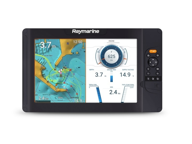 Raymarine Element 12 S – Display Multifunções