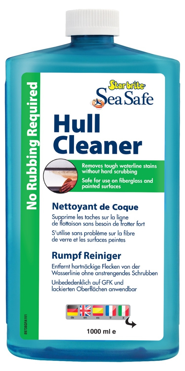 HULL CLEANER SEA SAFE STAR BRITE®
