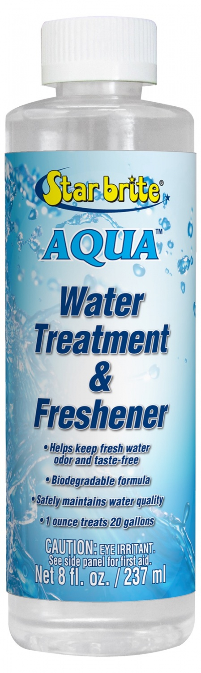 WATER TREATMENT & FRESHENER STAR BRITE®