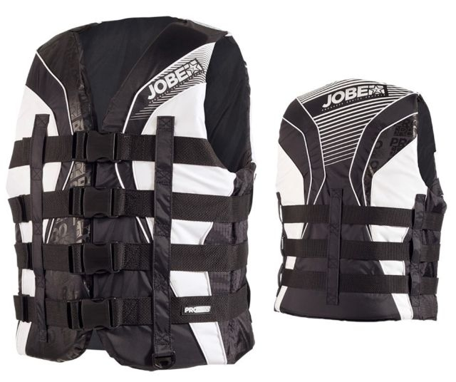 JOBE Progress 4 Buckle Vest