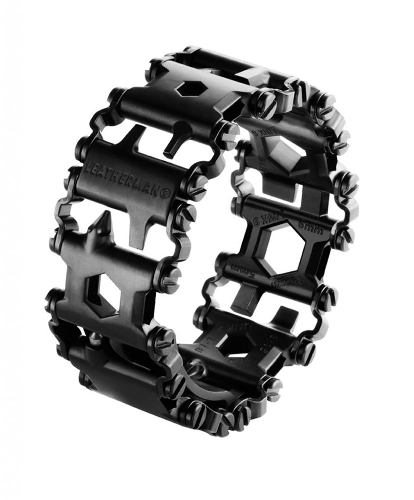 Pulseira Leatherman TREAD Black