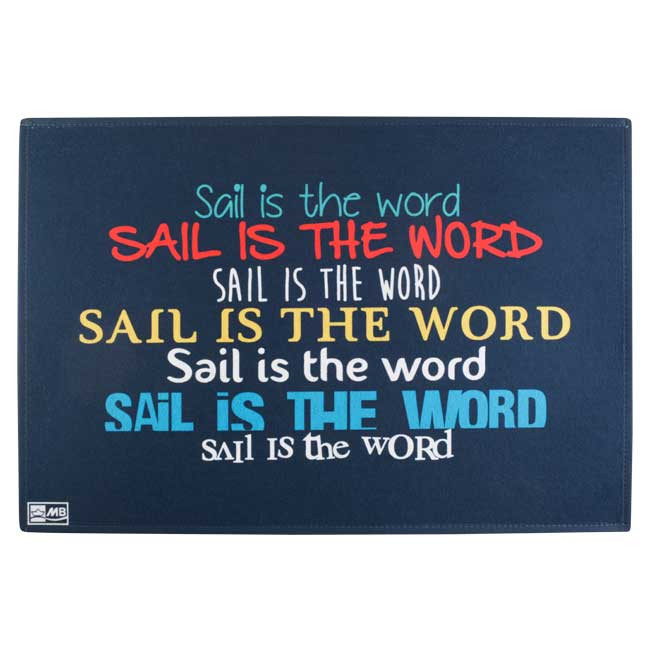 Tapete Sail is the word