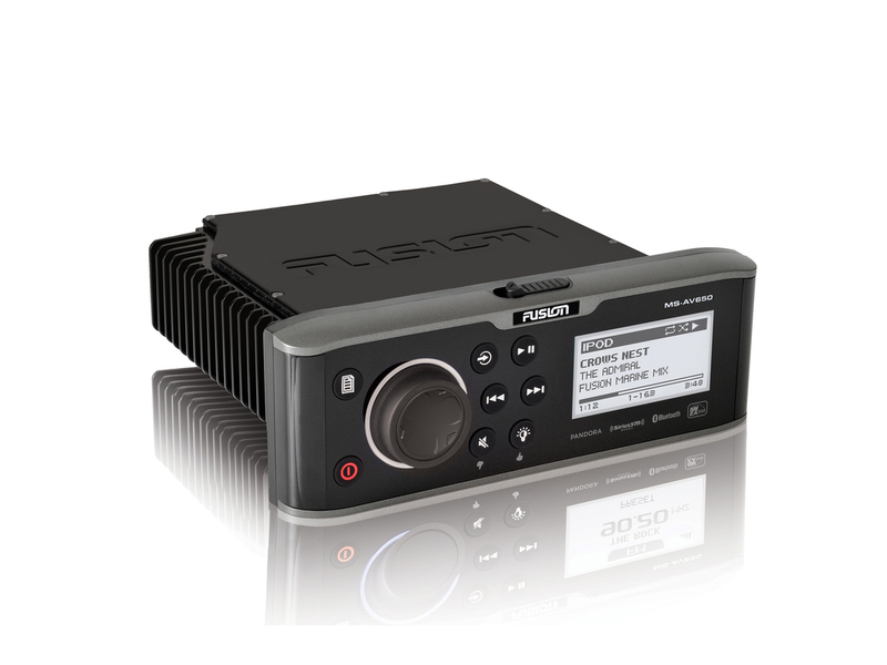 Rádio MS-AV650 CD / DVD