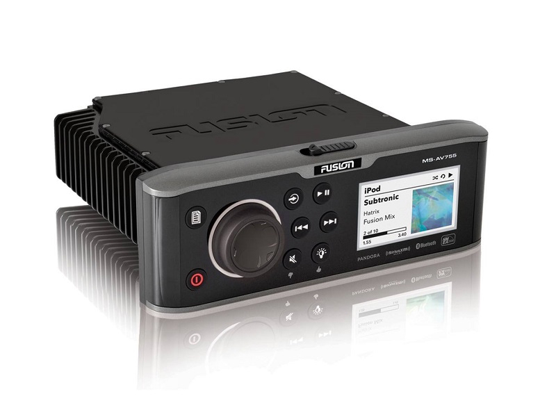 Rádio MS-AV755 CD / DVD