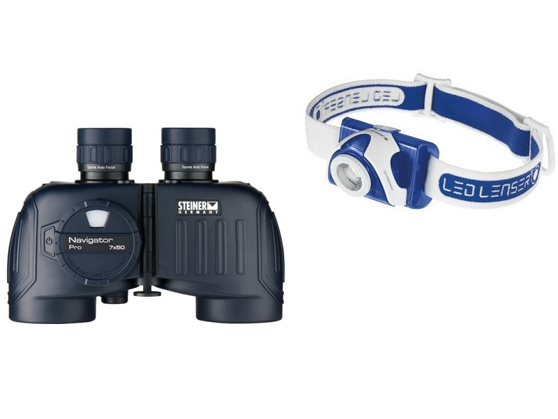 Pack Navigator Pro 7x50C + LedLenser SEO 3 Headlamp - Limited Edition